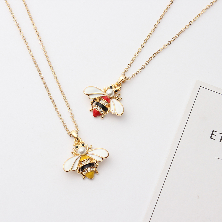 Korean version of the simple and cute Sen Bee (red) NHNPS4788