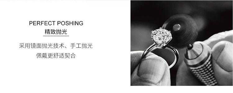 Aiguille en alliage de zircon S925 micro-incrusté AAA - romance (alliage de champagne) NHNPS4897