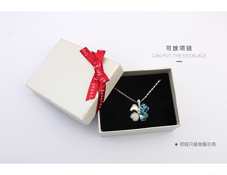 Imitated crystal jewelry special packaging box NHNPS5547