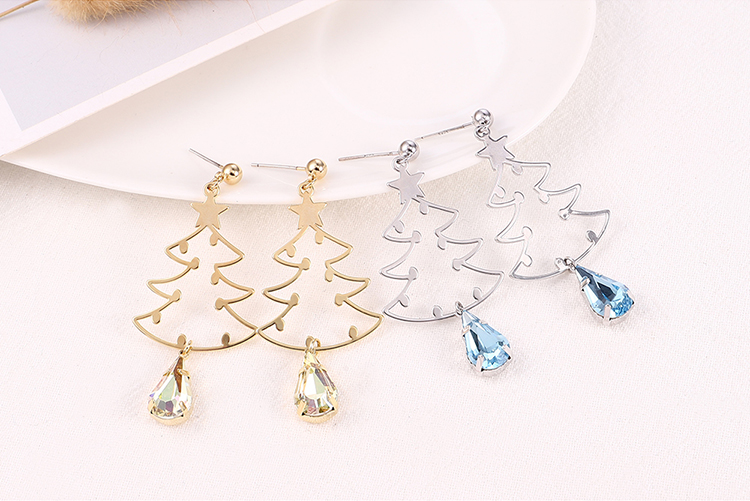 Imitated crystal Earring Fashion NHPS110555