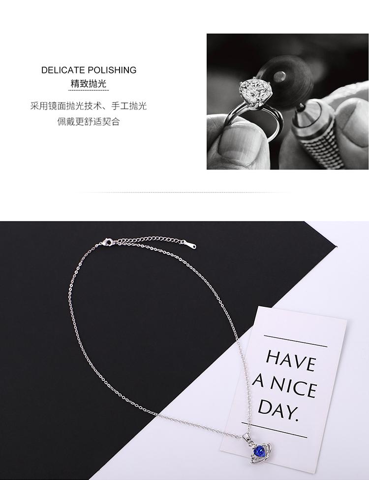 Imitated crystal Jewelry Set Fashion NHPS110414