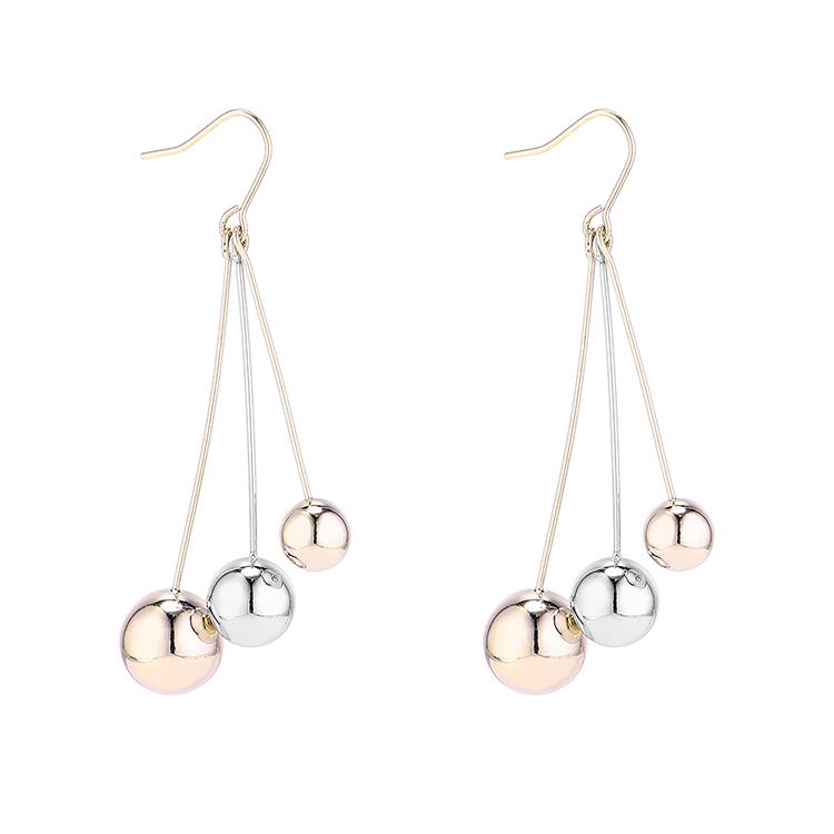 Copper plating earring  NHPS54272