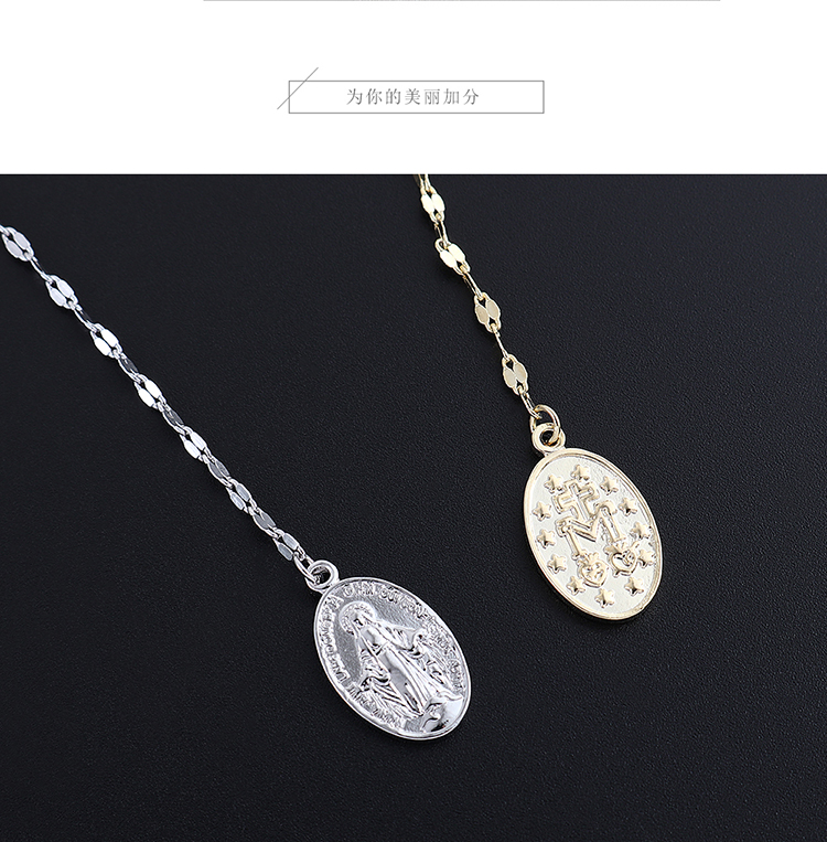 Copper plated Fashion necklace NHPS51686
