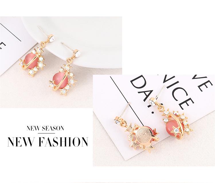 925 sliver Fashion earring NHPS51640