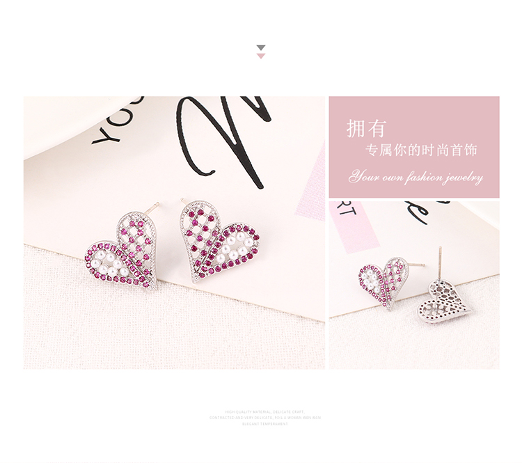 925 sliver Fashion earring NHPS51387