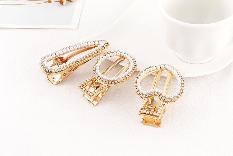 Alloy Korea Hair accessories NHPS51607