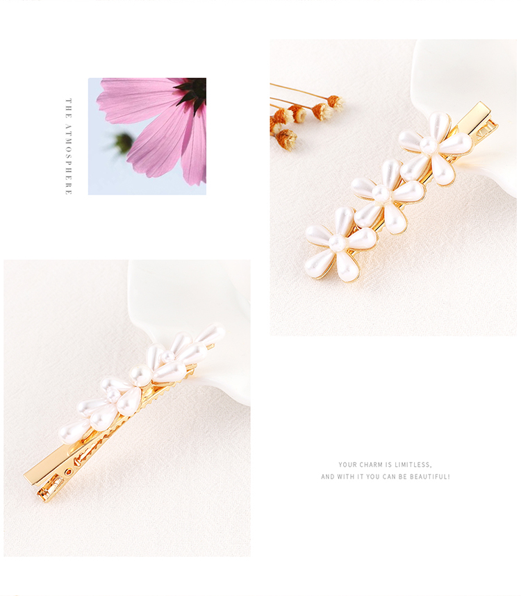 Alloy Korea Hair accessories NHPS51576