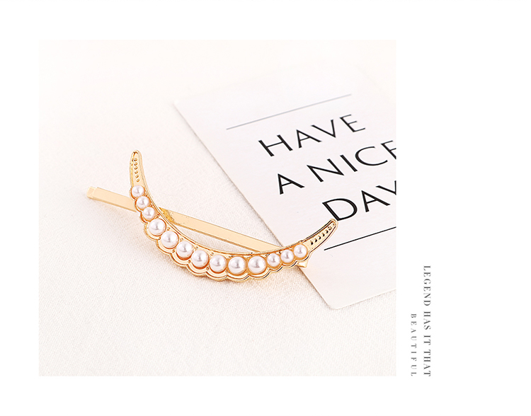 Alloy Korea Hair accessories NHPS51573