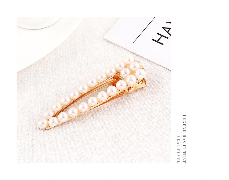 Alloy Korea Hair accessories NHPS51554