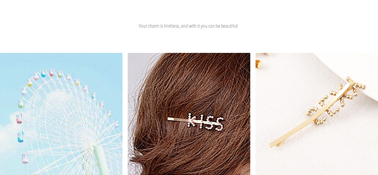 Alloy Hair accessories Korea NHPS54111