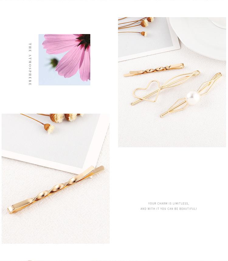 Alloy Hair accessories Korea NHPS54105