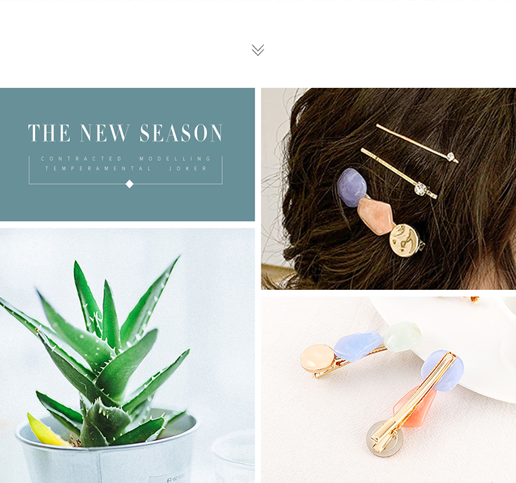 Alloy Hair accessories Korea NHPS110391