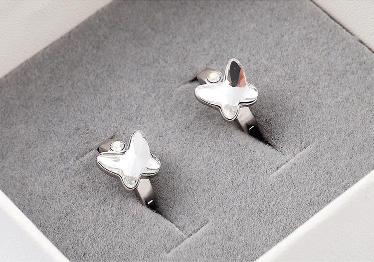 Pendiente de cristal de moda NHPS110268