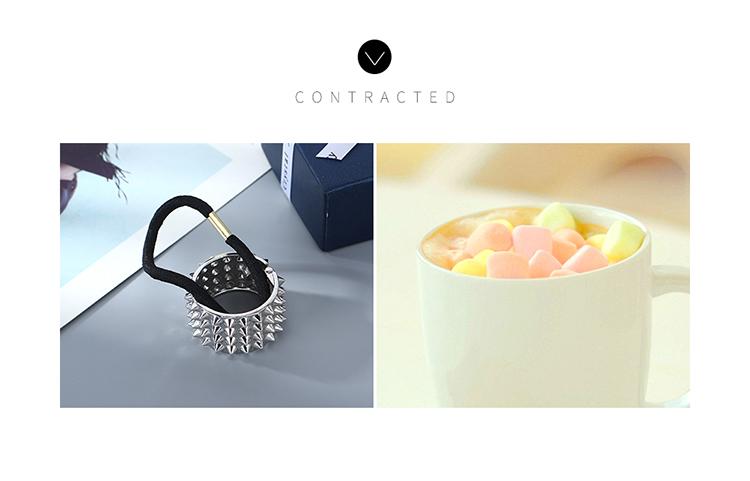 Korean creative simple new cheap scrunchies wholesale NHPS206841