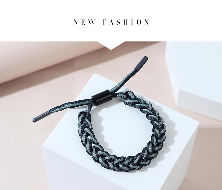 Korean cloth versatile simple fashion bracelet for women wholesale NHPS245972