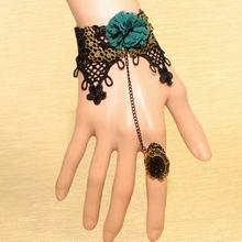 欧美复古宫廷哥特蕾丝手链--17