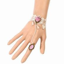 欧美时尚哥特蕾丝复古手链
