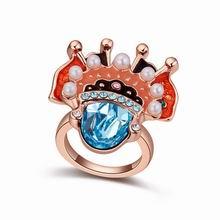奥地利水晶戒指--武生