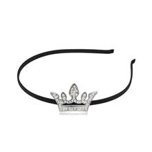 奥地利水晶头饰--皇冠(彩白)