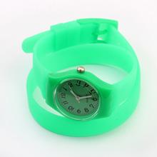时尚简约个性手表(浅绿)