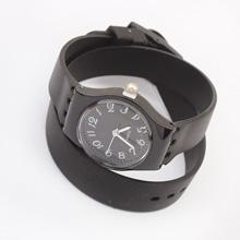 时尚简约个性手表(黑色)