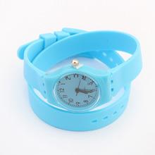 时尚简约个性手表(蓝色)