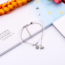 韩版个性新潮太阳手链