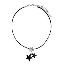 韩版时尚星星颈链