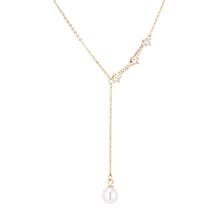 AAA级锆石项链--流年(14K金)