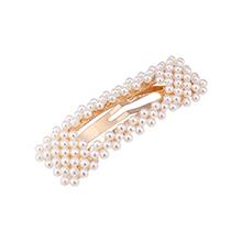 韩版复古时尚个性小珍珠发夹