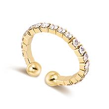 精品戒指--迹痕(14K金)