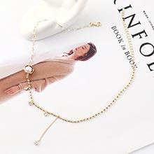 AAA级锆石项链--珠联璧合
